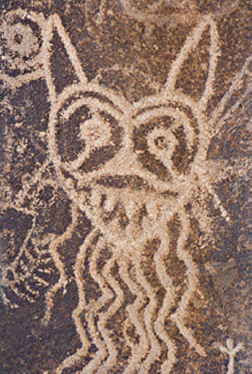 Ancient Petroglyphs  Pictographs  And Cave Drawings From