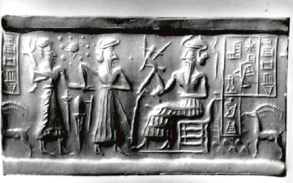 Ancient Sumerian Tablets